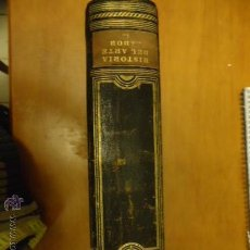Libros de segunda mano: MAGNIFICO LIBRO DE LAMINAS DE ARTE DEL RENACIMIENTO EN ITALIA HISTROIA DEL ARTE LABOR. Lote 36079867