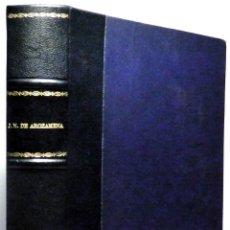 Libros de segunda mano: AROZAMENA, IGNACIO ZULOAGA, EL PINTOR, EL HOMBRE, 1970. PRECIOSA ENCUADERNACIÓN. Lote 48743701