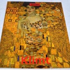 Libros de segunda mano: GUSTAV KLIMT.1862-1918, POR GILLES NERET PARA EDITORIAL TASCHEN..EDITADO EN 1993..EN ALEMAN..GOOD. Lote 48962728
