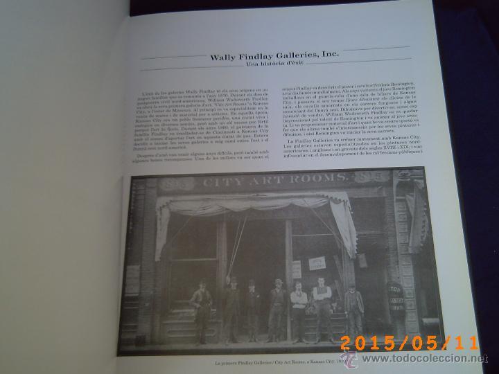 Libros de segunda mano: WALLY FINDLAY - GALLERIES INTERNATIONAL - FOUNDED 1870 - THREE CENTURIES IN ART - OBRA EN CATALÀ - - Foto 3 - 49279587
