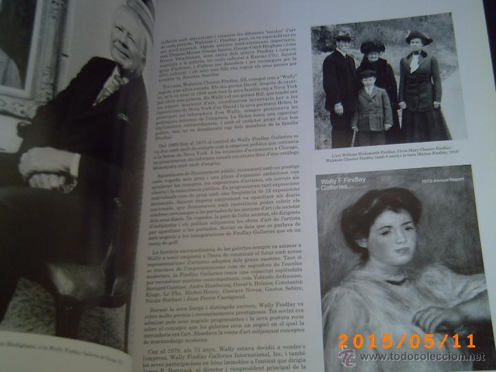 Libros de segunda mano: WALLY FINDLAY - GALLERIES INTERNATIONAL - FOUNDED 1870 - THREE CENTURIES IN ART - OBRA EN CATALÀ - - Foto 4 - 49279587