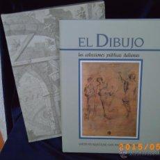 Libros de segunda mano: LAS COLECCIONES PÚBLICAS ITALIANAS - EL DIBUJO - TOMO II - I. B. SAN PAOLO DI TORINO - . Lote 49280435