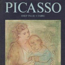 Libros de segunda mano - PICASSO. Josep Palau I Fabre. - 49285713