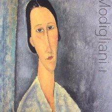 Libros de segunda mano: MODIGLIANI Y SU TIEMPO (EN PAPEL) VV.AA. , FUND. COLECCION THYSSEN-BORNEMISZA, 2008. Lote 49396571