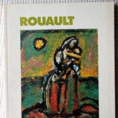 Libros de segunda mano: GEORGES ROUAULT. FUNDACION JUAN MARCH 1996.. Lote 49461775