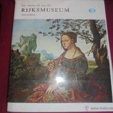Libros de segunda mano: LIBRO LOS TESOROS DE ARTE DEL RIJKSMUSEUM. Lote 49521802