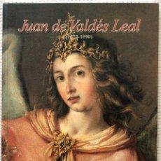 Libros de segunda mano: JUAN DE VALDES LEAL. CAJASUR.. Lote 49647210