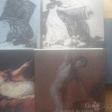 Libros de segunda mano: GOYA. . Lote 49655403