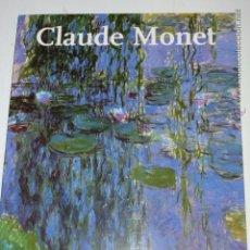 Libros de segunda mano: CLAUDE MONET TASCHEN PORTFOLIO. Lote 49849927