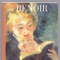 Libros de segunda mano: RENOIR. LOS GRANDES GENIOS DEL ARTE. Nº10. BIBLIOTECA EL MUNDO. UNIDAD EDITORIAL, S.A. 2003. Lote 49917933