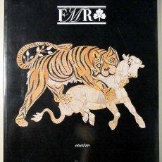 Libros de segunda mano: FMR CUATRO. DICIEMBRE/ENERO 2005 (REVISTA) - FRANCO MARIA RICCI - MATISSE - SHARAKU - MIMMO JODICE. Lote 166221128