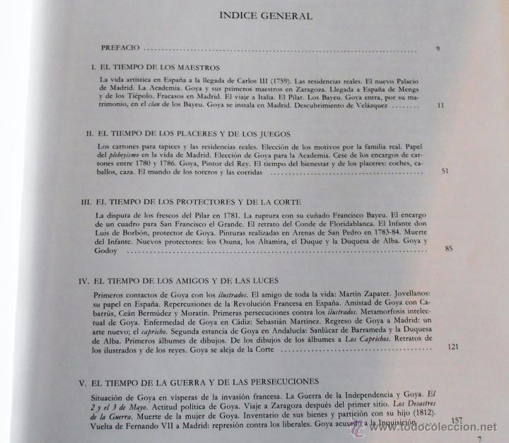 Libros de segunda mano: GOYA, TESTIGO DE SU TIEMPO, PIERRE GASSIER - Foto 6 - 50127765