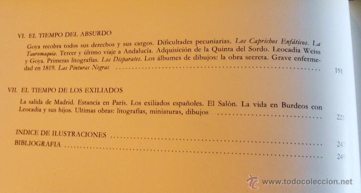 Libros de segunda mano: GOYA, TESTIGO DE SU TIEMPO, PIERRE GASSIER - Foto 7 - 50127765
