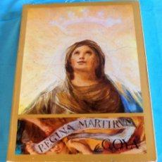 Libros de segunda mano: REGINA MARTIRUM , GOYA. Lote 50128608