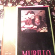 Libros de segunda mano: MURILLO. LOS GENIOS DE LA PINTURA ESPAÑOLA. EST20B5. Lote 50227657