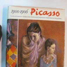 Libros de segunda mano: PICASSO 1900-1906.CATALOGO RAZONADO. PIERRE DAIX - GEORGES BOUDAILLE. EDOTORIAL BLUME 1977.. Lote 50256377