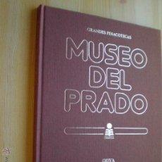Libros de segunda mano: GRANDES PINACOTECAS - MUSEO DEL PRADO TOMO I. Lote 50309195