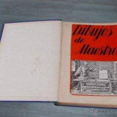 Libros de segunda mano - MEREDIZ. DIBUJOS DE MAESTROS. BUENOS AIRES 1945. - 50404866