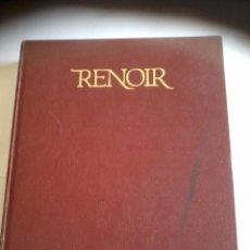 Libros de segunda mano: RENOIR. FRANÇOIS FOSCA. GENIO DEL ARTE. EDITADO POR CIRCULO DE LECTORES. EST9B4. Lote 50435042