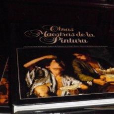 Libros de segunda mano: 12 TOMOS.COMPLETA-OBRAS MAESTRAS DE LA PINTURA.PLANETA 1993,LAS MEJORES PINACOTECAS DEL MUNDO. 180PP. Lote 50458122