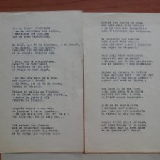 Libros de segunda mano: DALÍ - SORPRENDENTE HALLAZGO : AUCA DE DALÍ 1952 ¿ORIGINAL?. Lote 50464110