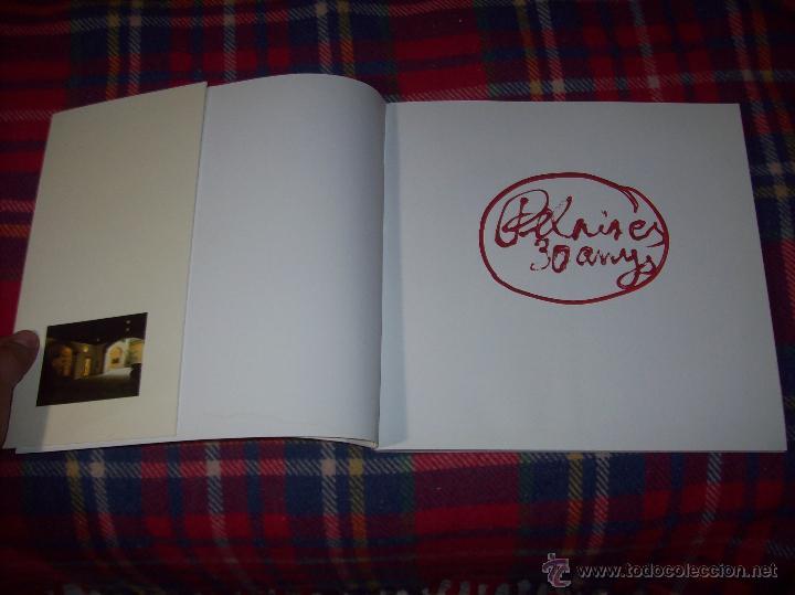 Libros de segunda mano: ANTONI TÀPIES.PELAIRES.CENTRE CULTURAL CONTEMPORANI. 1ª EDICIÓN 1999.EJEMPLAR BUSCADÍSIMO.FOTOS. - Foto 2 - 50640871