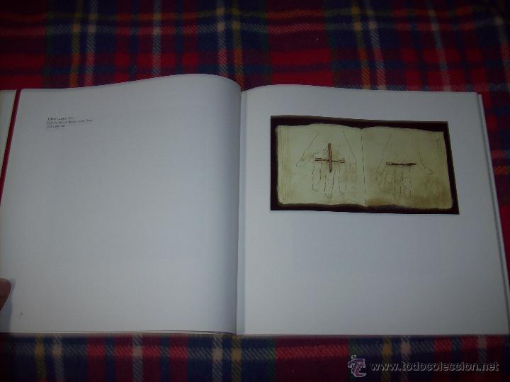 Libros de segunda mano: ANTONI TÀPIES.PELAIRES.CENTRE CULTURAL CONTEMPORANI. 1ª EDICIÓN 1999.EJEMPLAR BUSCADÍSIMO.FOTOS. - Foto 10 - 50640871