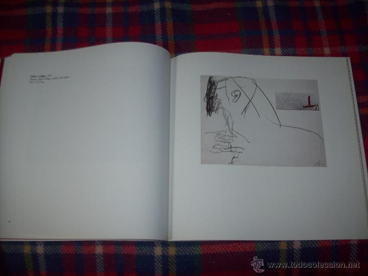 Libros de segunda mano: ANTONI TÀPIES.PELAIRES.CENTRE CULTURAL CONTEMPORANI. 1ª EDICIÓN 1999.EJEMPLAR BUSCADÍSIMO.FOTOS. - Foto 12 - 50640871
