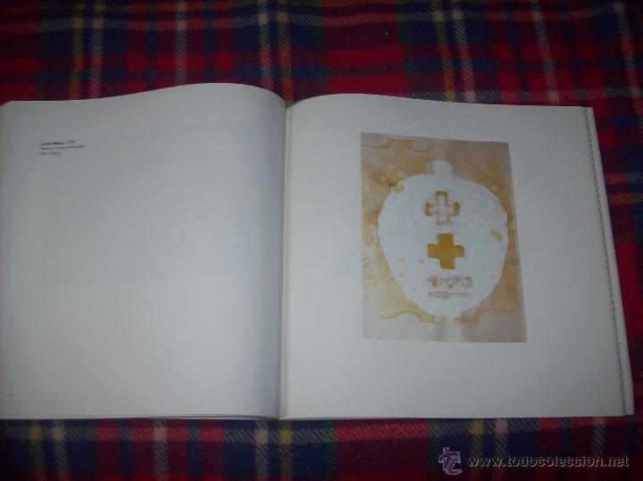 Libros de segunda mano: ANTONI TÀPIES.PELAIRES.CENTRE CULTURAL CONTEMPORANI. 1ª EDICIÓN 1999.EJEMPLAR BUSCADÍSIMO.FOTOS. - Foto 14 - 50640871