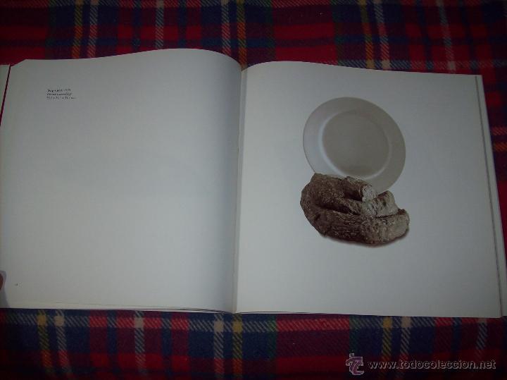 Libros de segunda mano: ANTONI TÀPIES.PELAIRES.CENTRE CULTURAL CONTEMPORANI. 1ª EDICIÓN 1999.EJEMPLAR BUSCADÍSIMO.FOTOS. - Foto 15 - 50640871