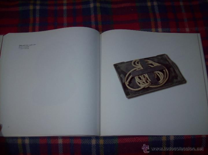 Libros de segunda mano: ANTONI TÀPIES.PELAIRES.CENTRE CULTURAL CONTEMPORANI. 1ª EDICIÓN 1999.EJEMPLAR BUSCADÍSIMO.FOTOS. - Foto 16 - 50640871