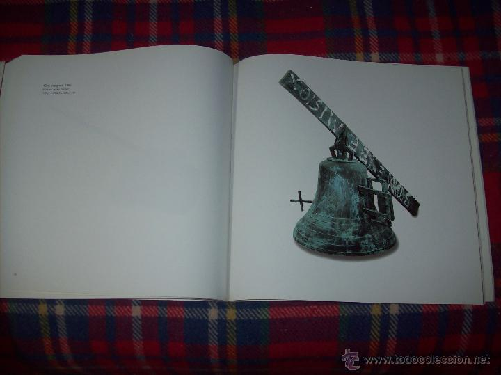 Libros de segunda mano: ANTONI TÀPIES.PELAIRES.CENTRE CULTURAL CONTEMPORANI. 1ª EDICIÓN 1999.EJEMPLAR BUSCADÍSIMO.FOTOS. - Foto 17 - 50640871