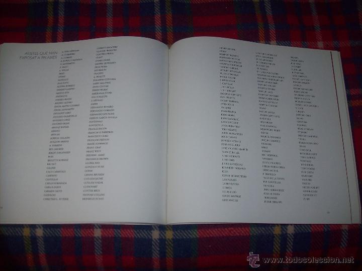 Libros de segunda mano: ANTONI TÀPIES.PELAIRES.CENTRE CULTURAL CONTEMPORANI. 1ª EDICIÓN 1999.EJEMPLAR BUSCADÍSIMO.FOTOS. - Foto 21 - 50640871