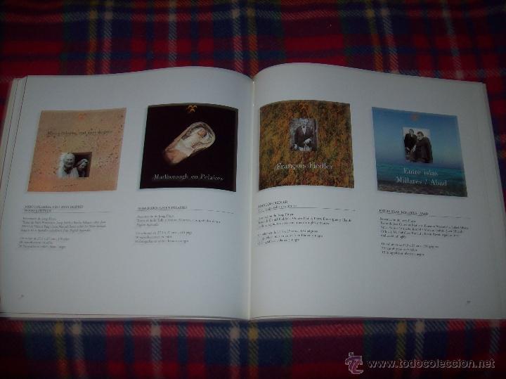 Libros de segunda mano: ANTONI TÀPIES.PELAIRES.CENTRE CULTURAL CONTEMPORANI. 1ª EDICIÓN 1999.EJEMPLAR BUSCADÍSIMO.FOTOS. - Foto 22 - 50640871