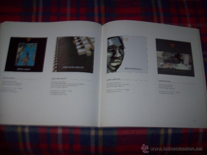 Libros de segunda mano: ANTONI TÀPIES.PELAIRES.CENTRE CULTURAL CONTEMPORANI. 1ª EDICIÓN 1999.EJEMPLAR BUSCADÍSIMO.FOTOS. - Foto 24 - 50640871