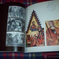 Libros de segunda mano: CATEDRAL DE MALLORCA.PINTURA GÓTICA. BALTASAR COLL.1ª EDICIÓN 1975. EXTRAORDINARIO EJEMPLAR. FOTOS.. Lote 50641873