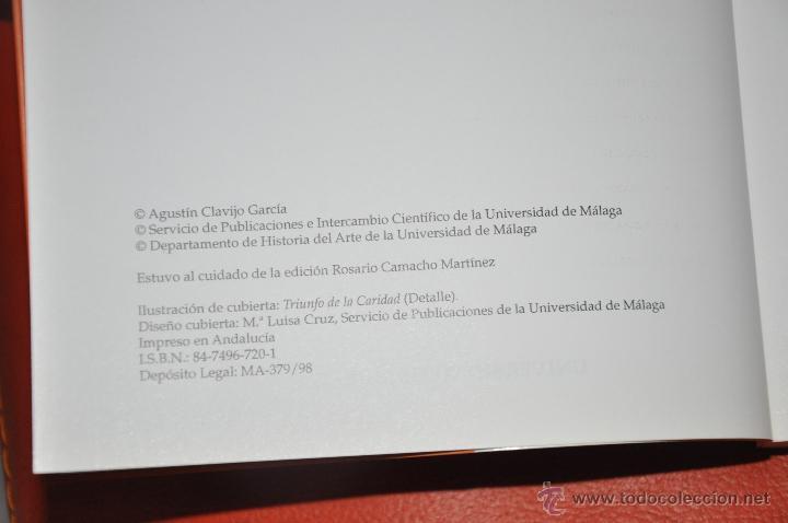 Libros de segunda mano: JUAN NIÑO DE GUEVARA PINTOR MALAGUEÑO DEL SIGLO XVII , AGUSTIN CLAVIJO , MÁLAGA 1998 - Foto 3 - 94596172