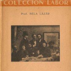Libros de segunda mano: LOS PINTORES IMPRESIONISTAS / BÉLA LÁZÁR * LABOR *. Lote 51070338