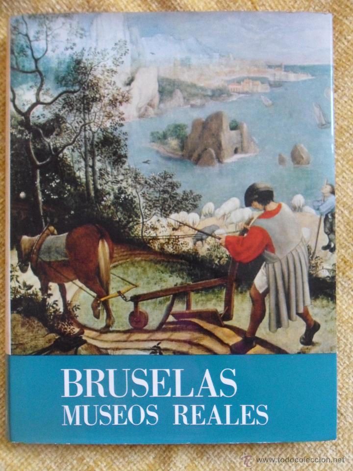 BRUSELAS. MUSEOS REALES. MUSEOS Y MOMUMENTOS. ARTE ANTIGUO. ROGER-A. D'HULST. SALVAT, 1965. TAPA DUR (Libros de Segunda Mano - Bellas artes, ocio y coleccionismo - Pintura)