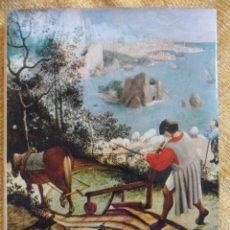 Libros de segunda mano: BRUSELAS. MUSEOS REALES. MUSEOS Y MOMUMENTOS. ARTE ANTIGUO. ROGER-A. D'HULST. SALVAT, 1965. TAPA DUR. Lote 51070495