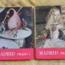 Libros de segunda mano: MADRID. MUSEO DEL PRADO. 2 TOMOS (I Y II). MANUEL LORENTE. SALVAT, 1964. TAPA DURA CON SOBRECUBIERTA. Lote 51070528