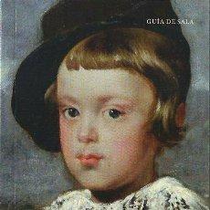 Libros de segunda mano: JAVIER PORTÚS : VELÁZQUEZ. (FUNDACIÓN AMIGOS DEL MUSEO DEL PRADO, GUÍA DE SALA, 2011). Lote 51084154