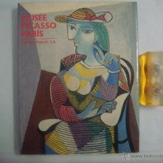 Libros de segunda mano: MUSÉE PICASSO PARIS. CATÁLOGO DE LAS COLECCIONES.1985.FOLIO. MUY ILUSTRADO. Lote 51378152