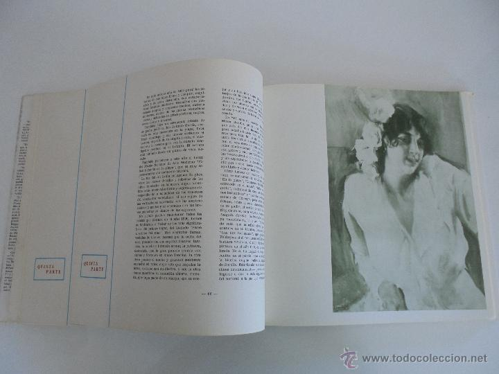 Libros de segunda mano: CRONICA DEL PINTOR JOAQUIN SOROLLA. JOSE MANAUT VIGLIETTI. VER FOTOGRAFIAS ADJUNTAS. - Foto 20 - 51463375