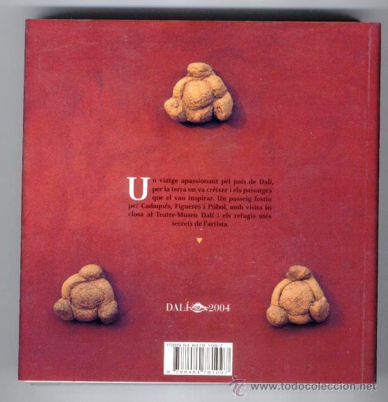 Libros de segunda mano: DALI EL TRIANGLE DE L´EMPORDÀ .ED. FUNDACIÓ GALA I TRIANGLE POSTALS .2003. - Foto 2 - 51495239