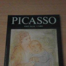 Libros de segunda mano: PICASSO, JOSEP PALAU I FABRE. Lote 51966407