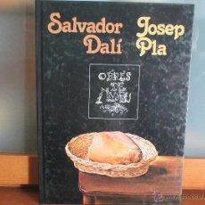 Libros de segunda mano: SALVADOR DALÍ. JOSEP PLA. CATALUNYA.. Lote 52121229