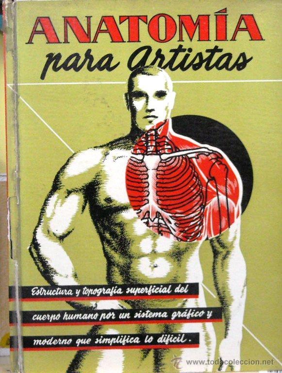 anatomía para artistas (u. benedicts) - dibujo - Comprar Libros de ...