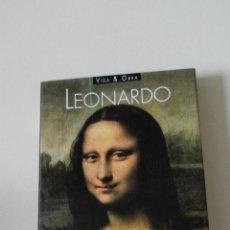 Libros de segunda mano: LEONARDO - VIDA Y OBRA. Lote 52313912
