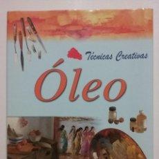 Libros de segunda mano - Óleo. Técnicas creativas - Editorial Libsa, 2003 - pintura - 52331636